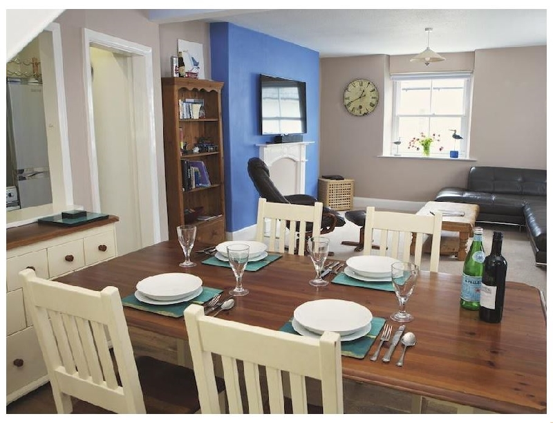 The Crows Nest a holiday cottage rental for 4 in Salcombe,