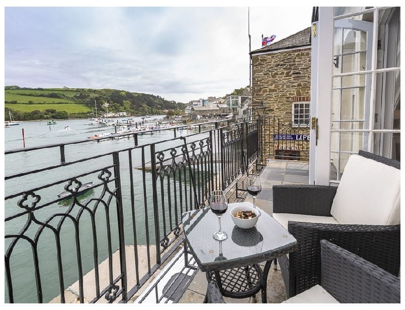 The Custom House a holiday cottage rental for 10 in Salcombe,