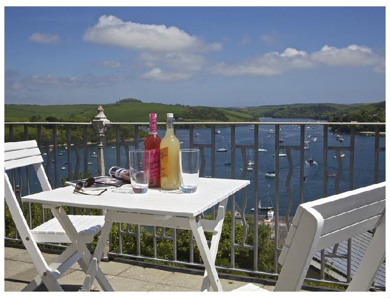Edinburgh House a holiday cottage rental for 6 in Salcombe,