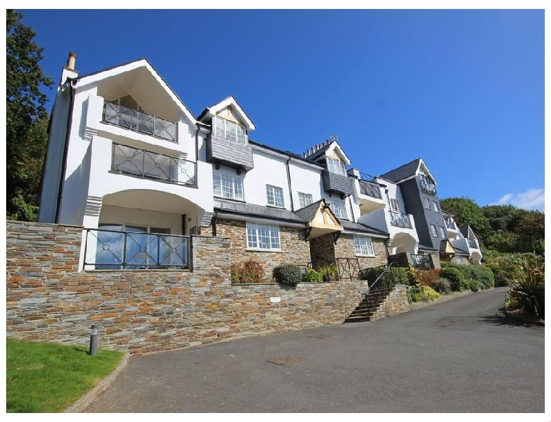 The Hoot- 16 St Elmo Court a holiday cottage rental for 5 in Salcombe,