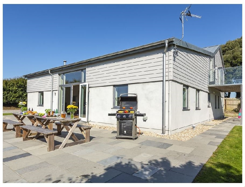 Moult Hill Barn a holiday cottage rental for 12 in Salcombe,