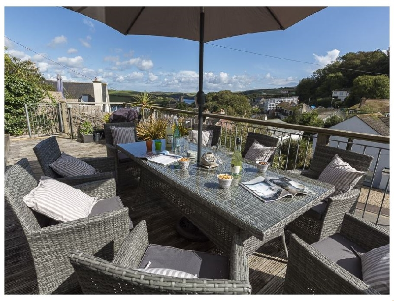Prospects a holiday cottage rental for 6 in Salcombe,