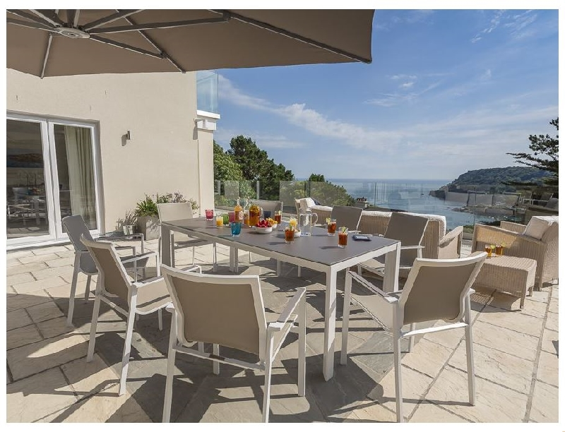 The Sands a holiday cottage rental for 10 in Salcombe,