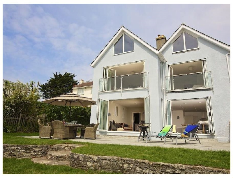Sundowners a holiday cottage rental for 8 in Salcombe,
