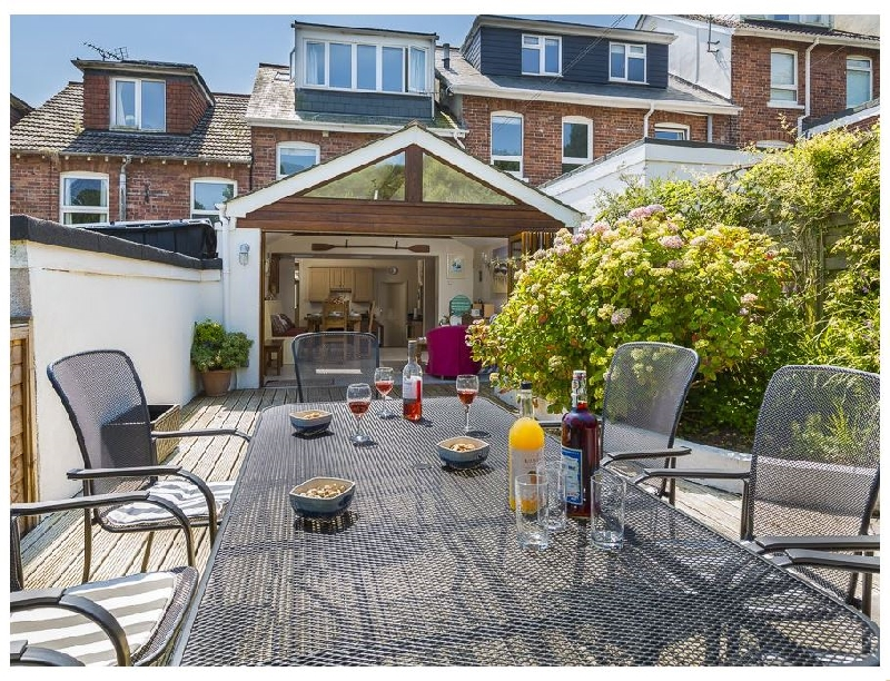 Shipwrights a holiday cottage rental for 8 in Salcombe,