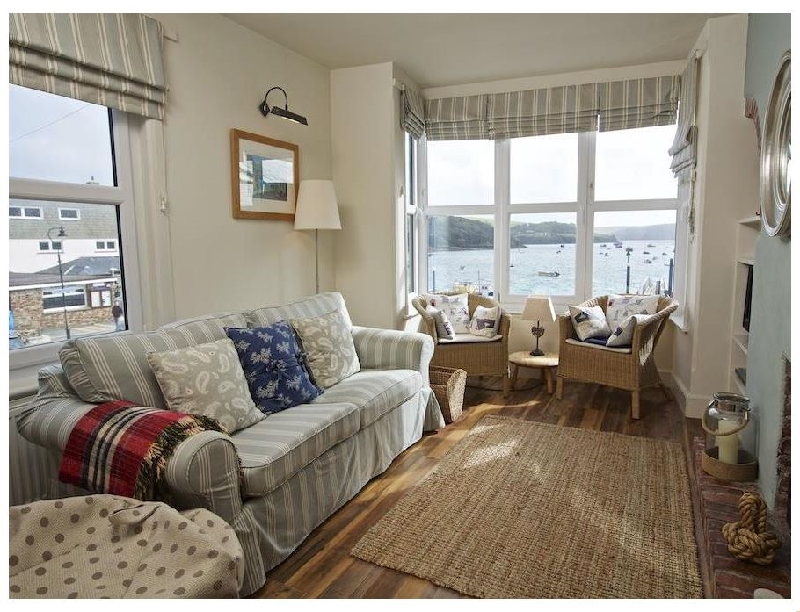 Slipways a holiday cottage rental for 4 in Salcombe,