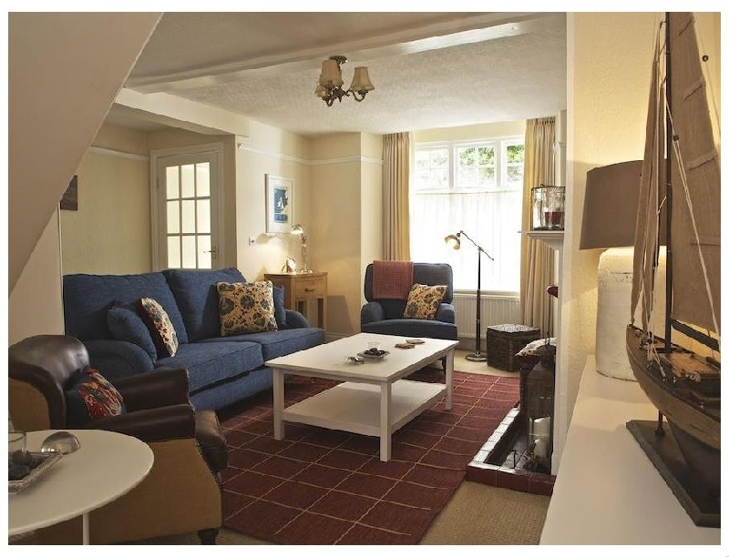 St Leonards a holiday cottage rental for 4 in Salcombe,