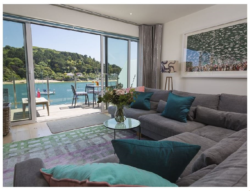 Villa 8- Estura a holiday cottage rental for 8 in Salcombe,