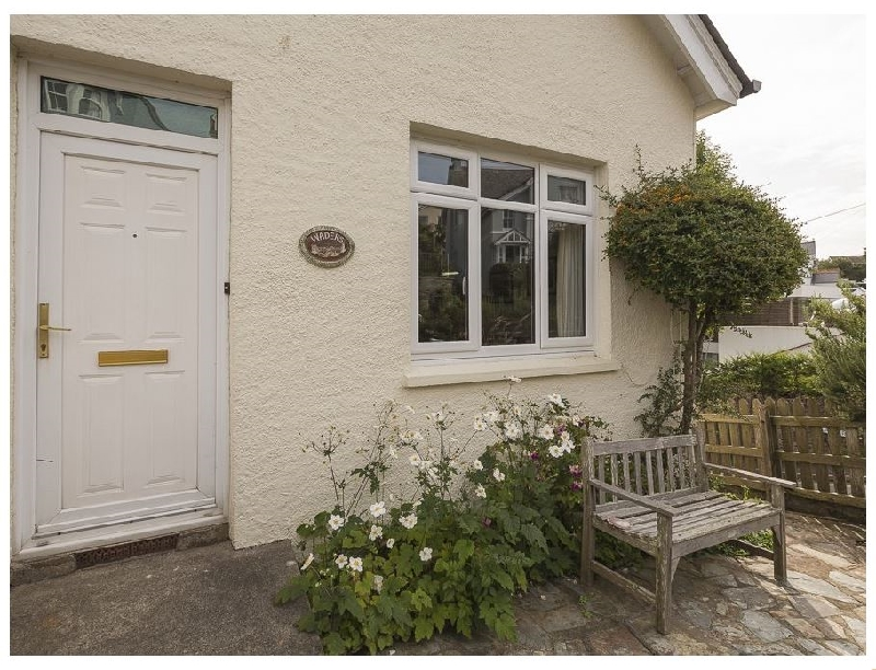 Waders a holiday cottage rental for 6 in Salcombe,