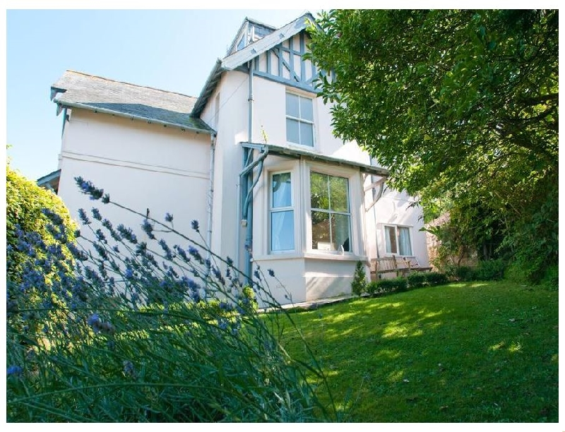 Wedgwood a holiday cottage rental for 6 in Salcombe,