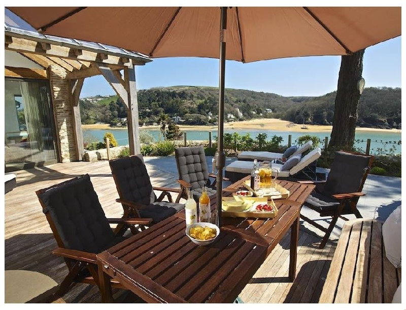Woodwell a holiday cottage rental for 8 in Salcombe,