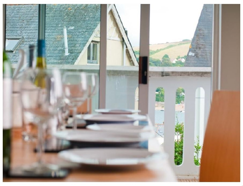 Yardarm a holiday cottage rental for 8 in Salcombe,