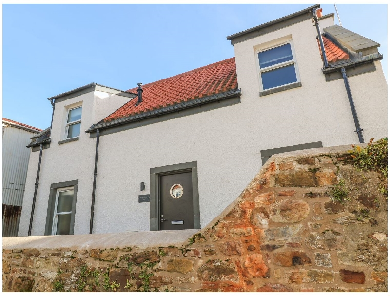Sandpipers a holiday cottage rental for 5 in Crail,