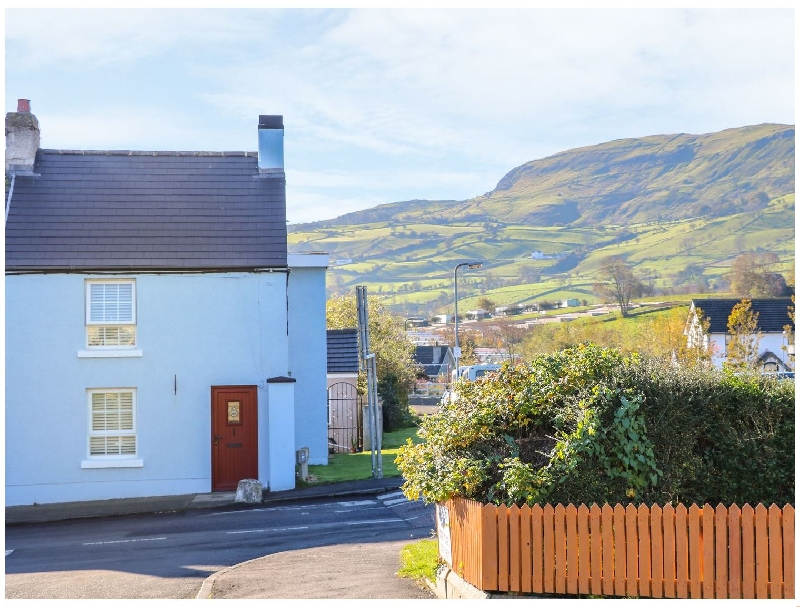 Cranny Corner a holiday cottage rental for 4 in Carnlough,