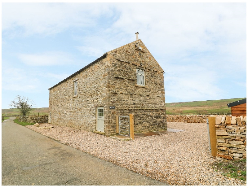 Blake Hall a holiday cottage rental for 6 in Bowes,