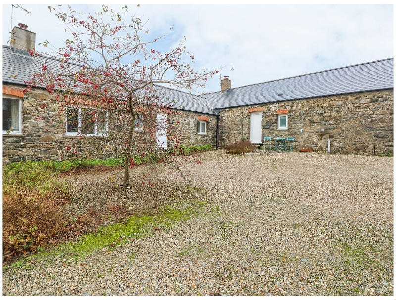 Mill House Cottage a holiday cottage rental for 4 in Solva,