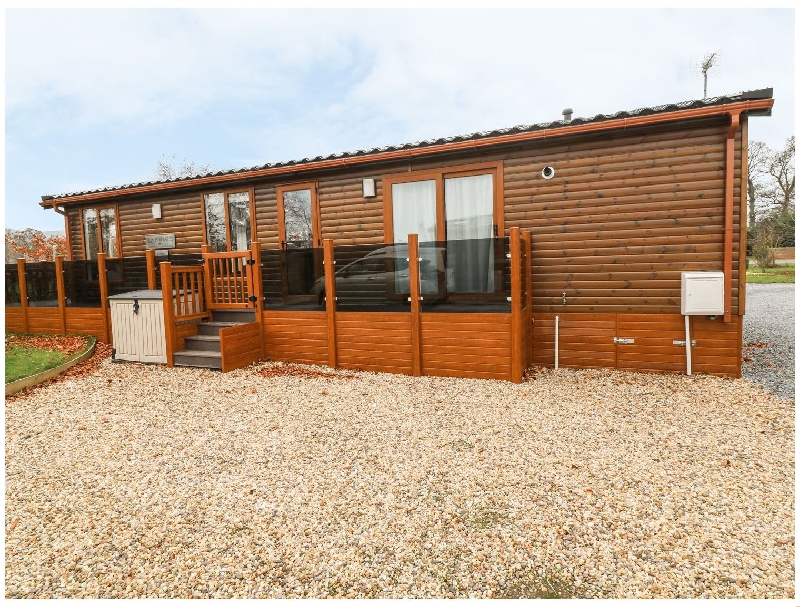 Avonal Lodge (24) a holiday cottage rental for 4 in Dunning,