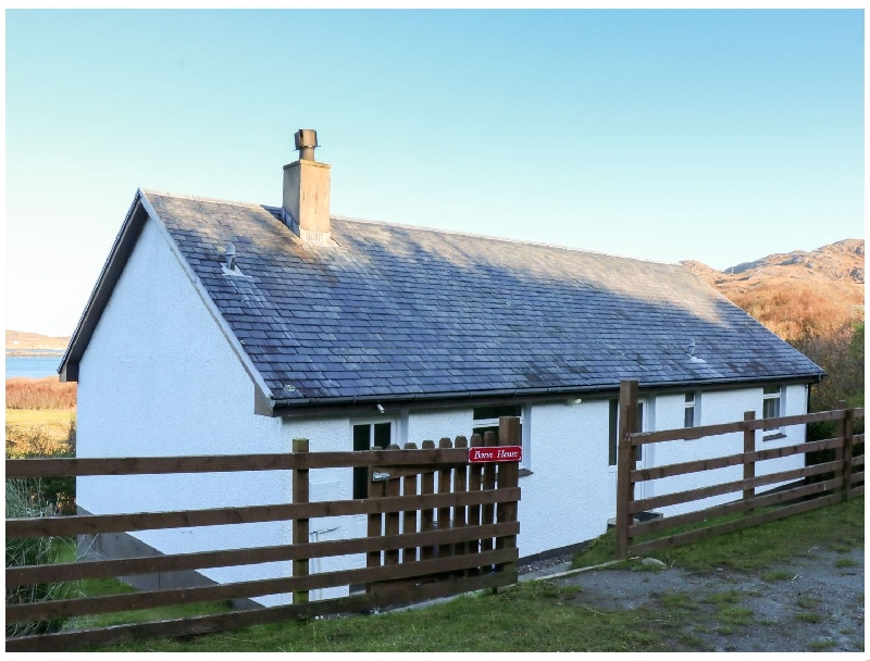 Details about a cottage Holiday at Borve House