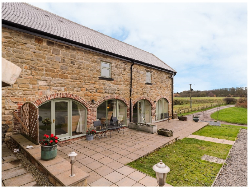 Granary Barn a holiday cottage rental for 4 in Kibblesworth,