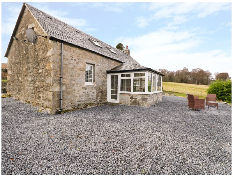 Tomban Cottage a holiday cottage rental for 6 in Blair Atholl,