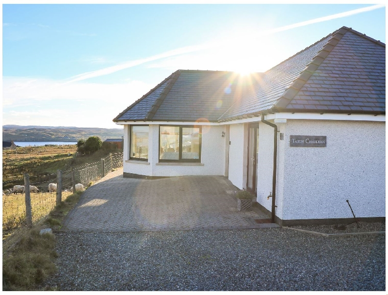 Taigh Chailean a holiday cottage rental for 4 in Isle Of Lewis,