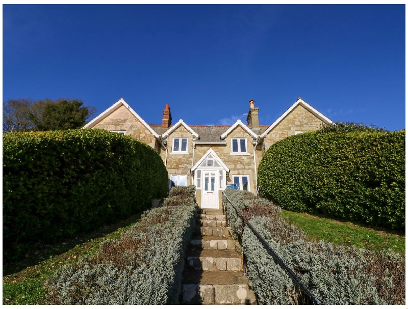 Trevessa a holiday cottage rental for 4 in Ventnor,