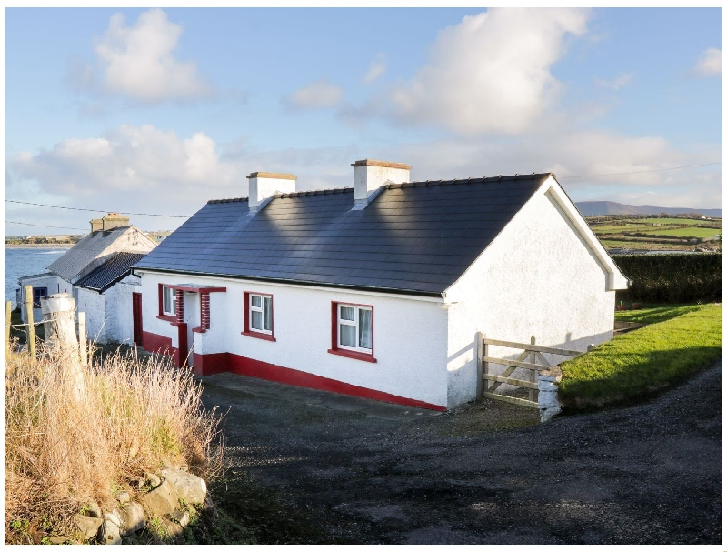 Cloonagh Cottage a holiday cottage rental for 4 in Grange,