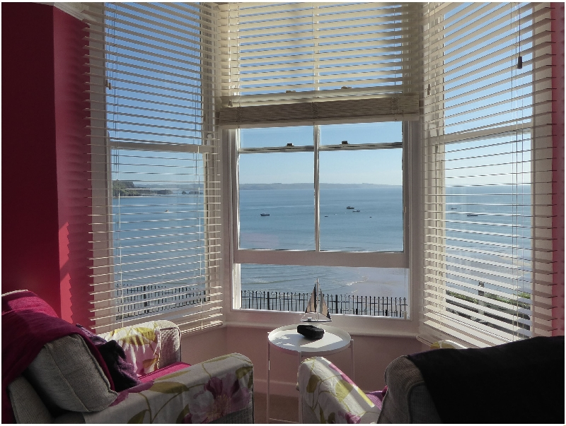 1 Beachtop Court a holiday cottage rental for 4 in Tenby,