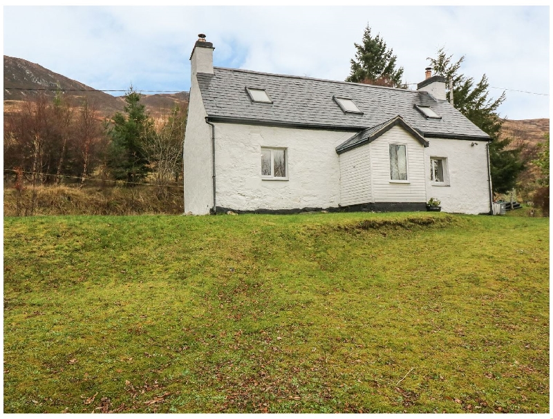 Details about a cottage Holiday at Creag Mhor Cottage