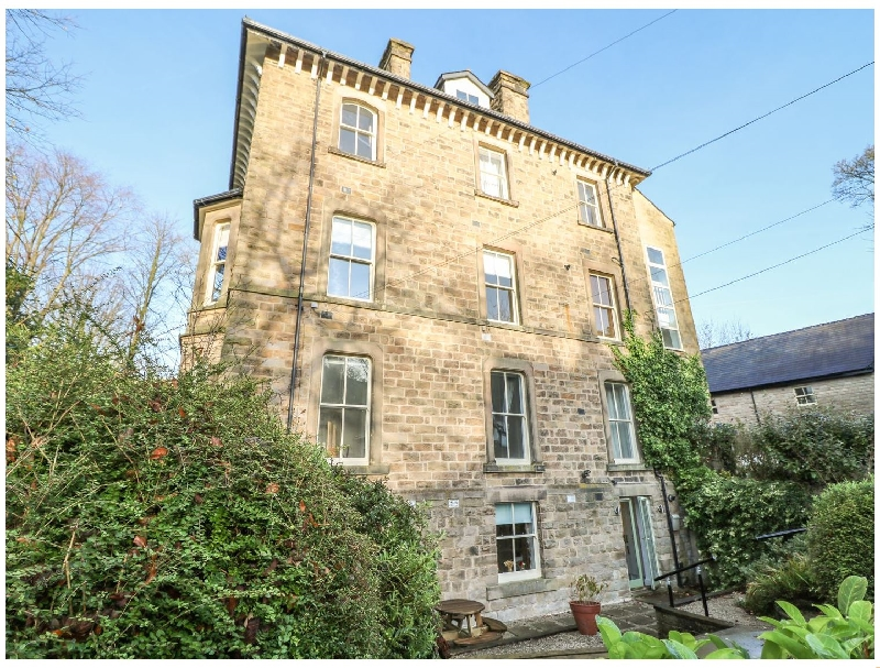 The Garden Flat a holiday cottage rental for 4 in Buxton,