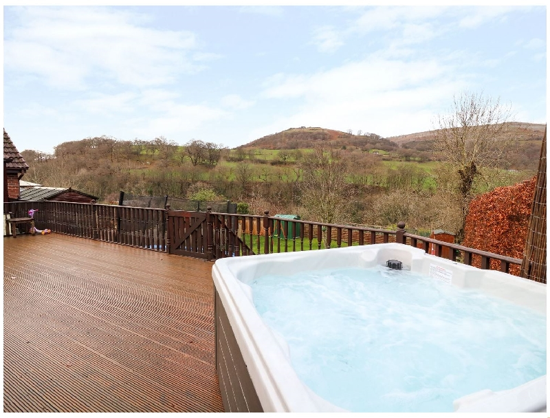 Talgais a holiday cottage rental for 14 in Llangollen,