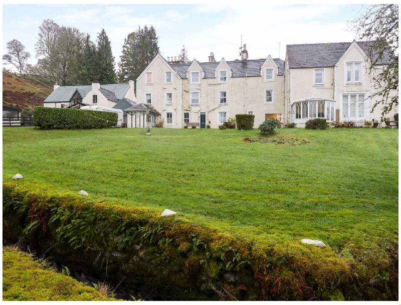 Fernoch a holiday cottage rental for 6 in Dalmally,