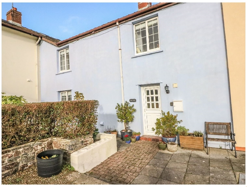 Inglenook Cottage a holiday cottage rental for 4 in Bosherston,