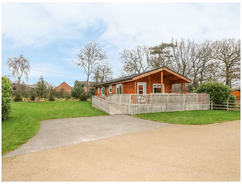 Details about a cottage Holiday at Waterside Lodge