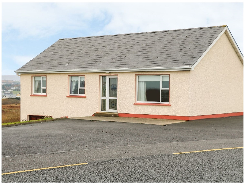 Atlantic Way House a holiday cottage rental for 5 in Annagry,
