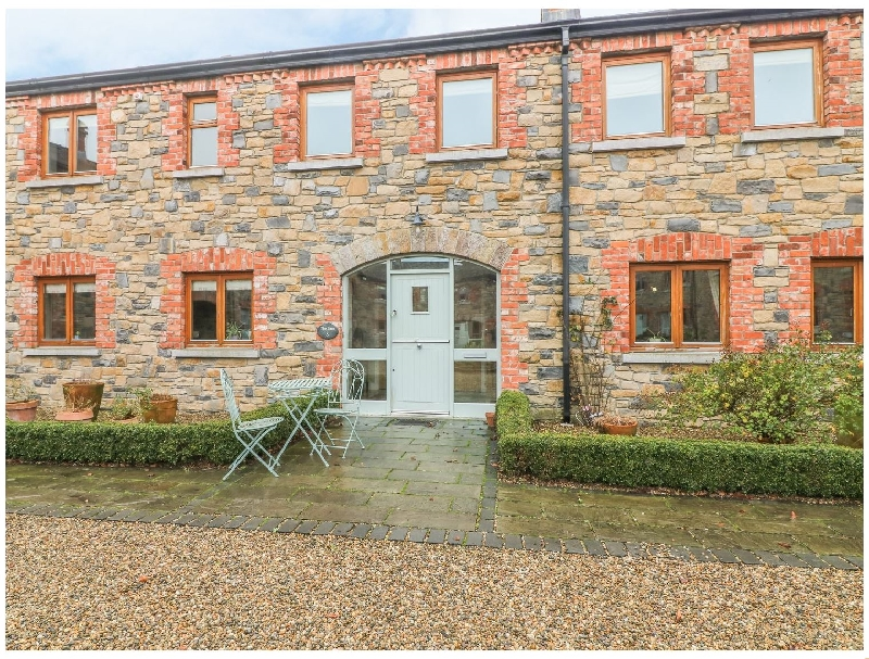 The Barn a holiday cottage rental for 8 in Navan,