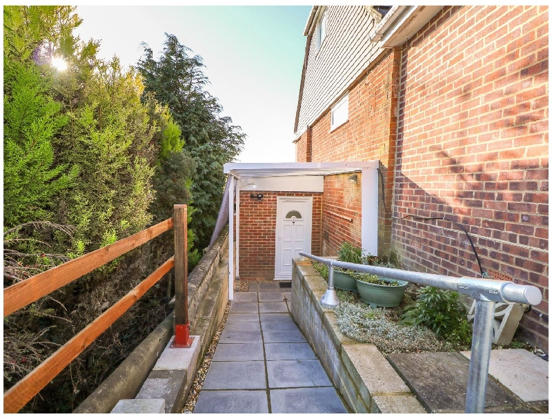 5 Firle Road Annexe a holiday cottage rental for 2 in Lancing,