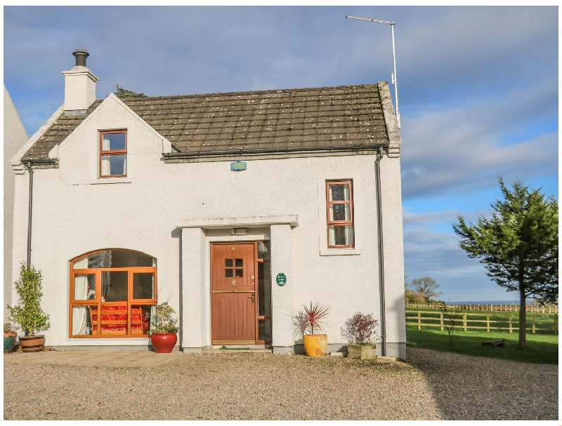 Cottage 4 a holiday cottage rental for 6 in Portrush,
