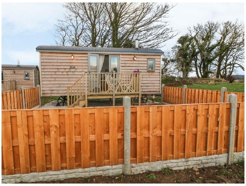 Image of Cassie's Shepherd's Hut