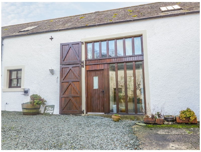 Tithe Cottage a holiday cottage rental for 6 in Cockermouth,