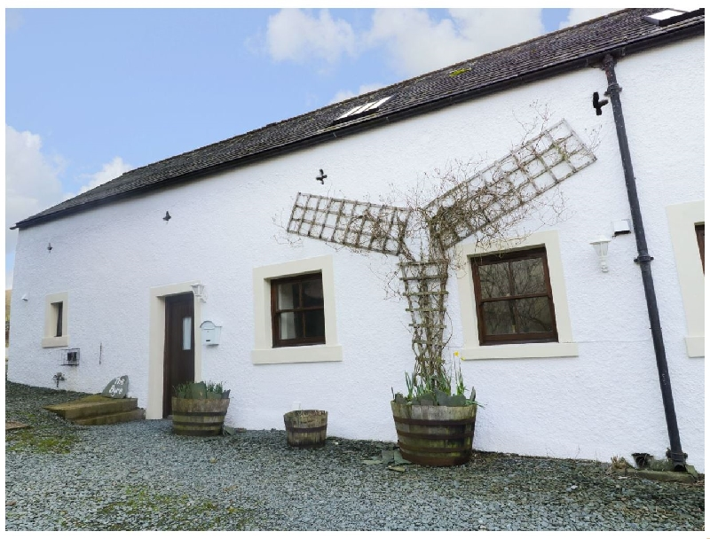 The Byre a holiday cottage rental for 6 in Cockermouth,
