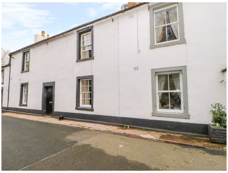 Otters Holt a holiday cottage rental for 6 in Carlisle,