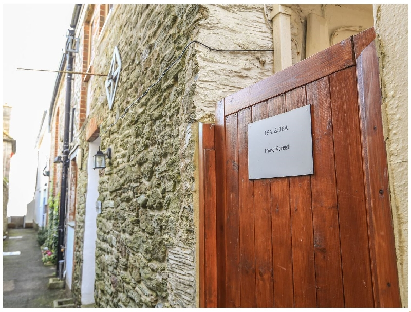 Sandcastles 15A Fore Street a holiday cottage rental for 5 in Salcombe,