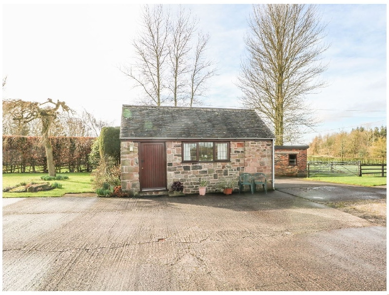 Cordwainer Cottage a holiday cottage rental for 2 in Bagnall,