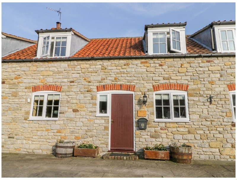Barn Cottage a holiday cottage rental for 4 in Pickering,