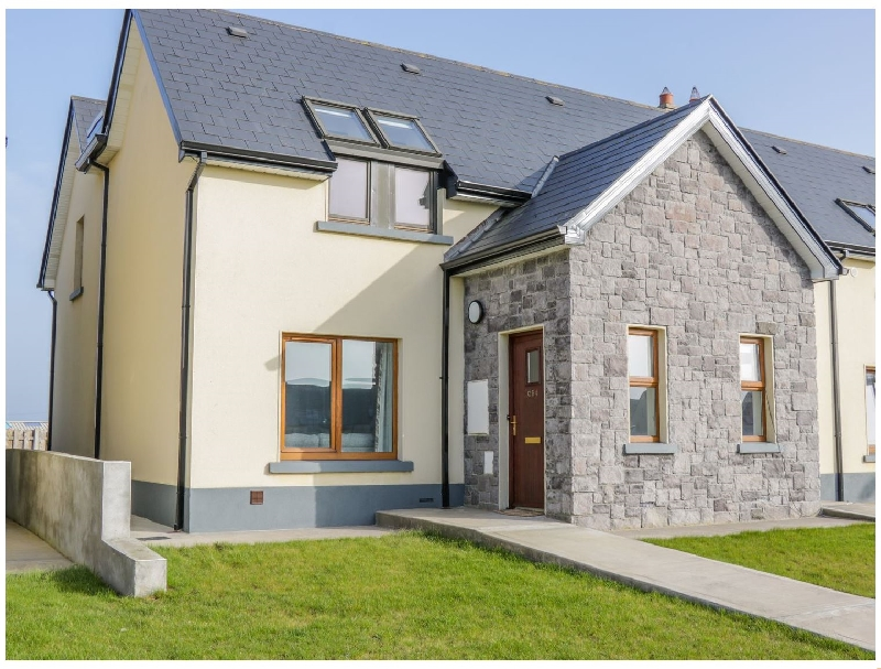 C64 Cahermore Holiday Village a holiday cottage rental for 6 in Enniscrone County Sligo,