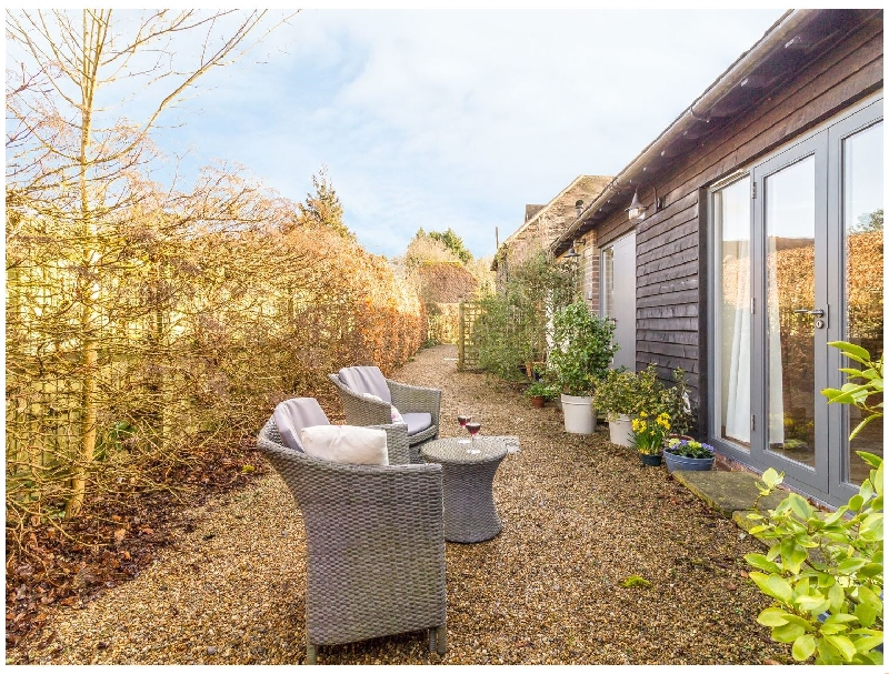 The Granary a holiday cottage rental for 2 in Hever,