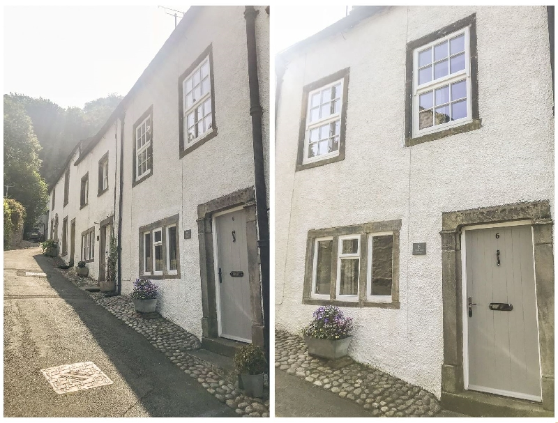 6 Constitution Hill a holiday cottage rental for 6 in Settle,