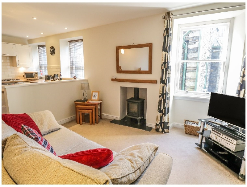 La'l Tethera a holiday cottage rental for 2 in Ambleside,