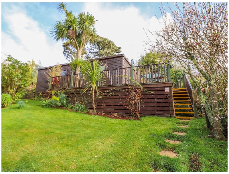 Palm Lodge a holiday cottage rental for 2 in Praa Sands,